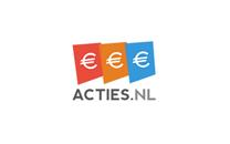 Logo acties.nl