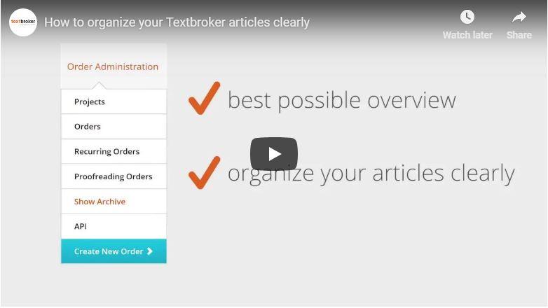 Textbroker-archief